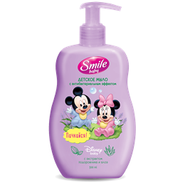 "Smile baby ""Baby Soap With Antibacterial Effect"" 300ml"