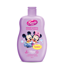 "Smile baby ""Gentle Baby Shampoo From Birth"" 300ml"