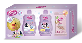 Smile baby Set of children's cosmetics + Gift